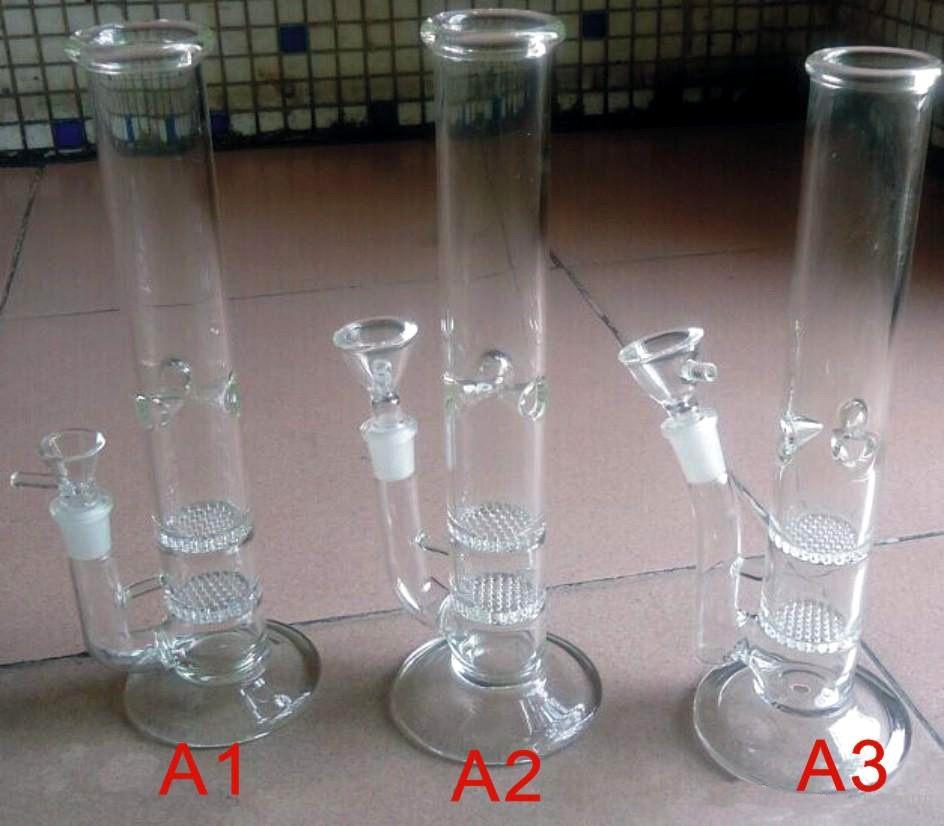 2015 The factory price Wholesale Transparent mini bong