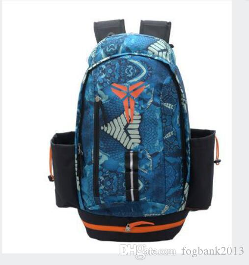 2e871e422b Fashion KOBE Men Backpacks Basketball Bag Sport Backpack School Bag For Teenager  Outdoor Backpack Marque Mochila Gym Bags For Men School Bags For Girls From  ...