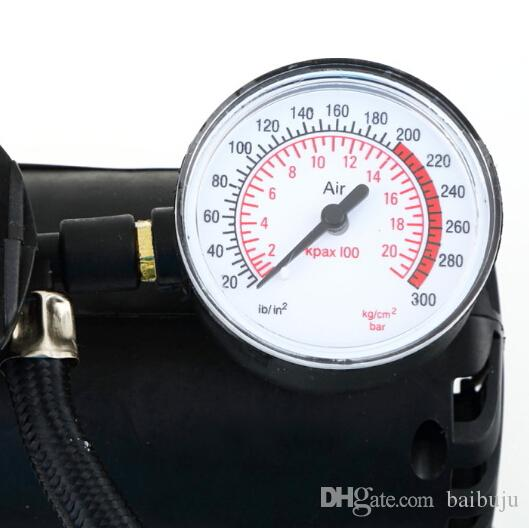 12V MINI COMPRESSEUR D'AIR COMPACT 300 PSI vélo voiture van pneu gonfleur livraison gratuite