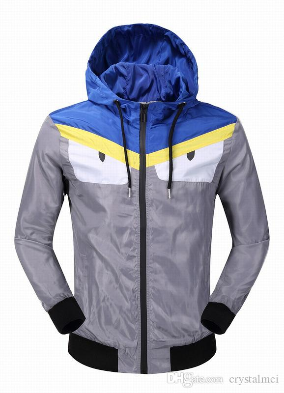 2016 Winter New Arrival Fashion Hooded Coat Personality
