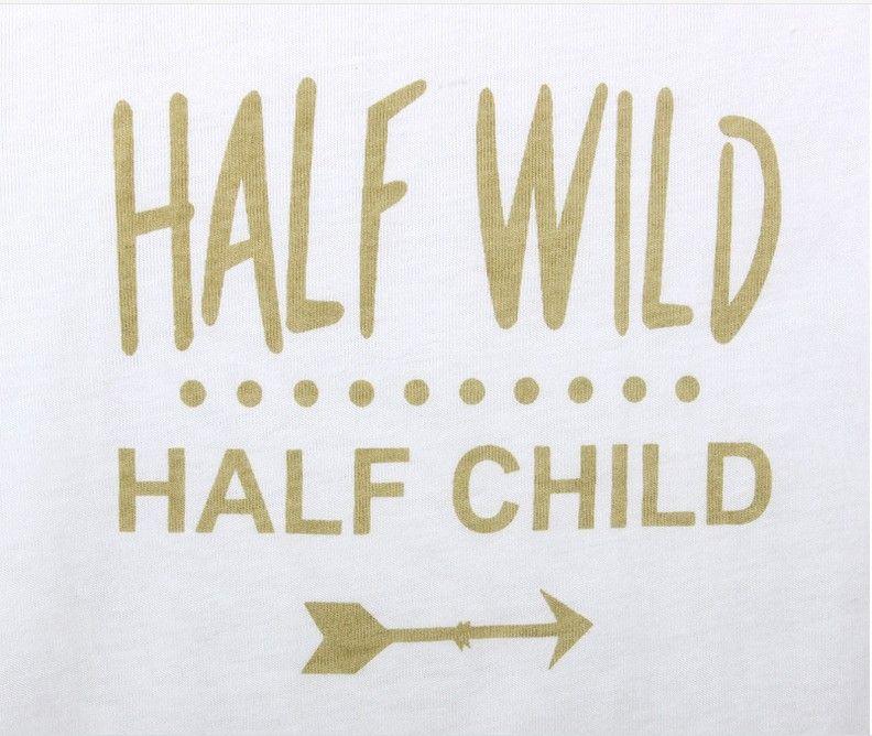 Bonito 2016 Novas Cartas de Bebê de Verão Impresso Macacão Infantil Menino Menina de Manga Curta Romper Criança Macacão Recém-nascidos Bebês Onesies Crianças de Uma Peça