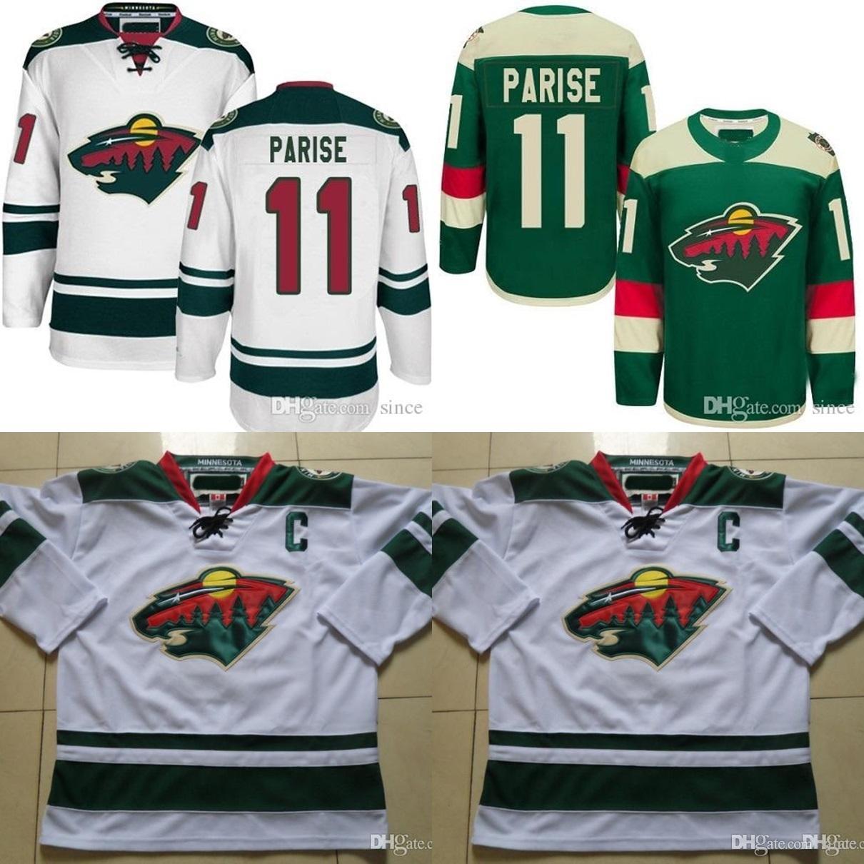 2019 2016 New Arrivials Mens 11 Zach Parise Minnesota Wild Jersey Green  Alternate Stitched Cheap 2015 Mens Ice Hockey Jerseys MN Wild Sportswear  From Since 423dabfcc14