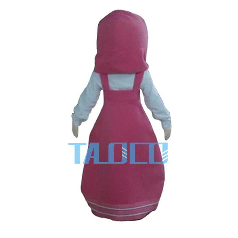 Nuova taglia Martha Mascot Dress Costume Mascot Fancy Adult Size