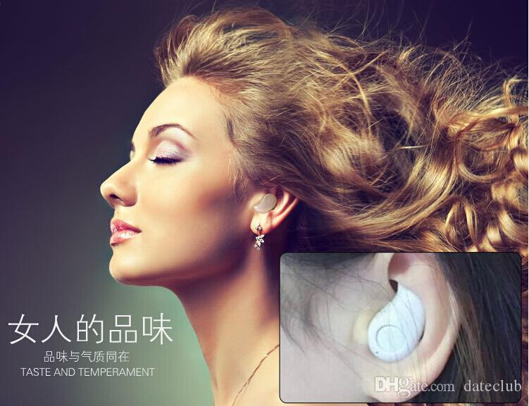 Mini Bluetooth 4.0 Earphone Stereo Light Wireless Invisible Headphones S530 Super Headset Music answer call Hot selling