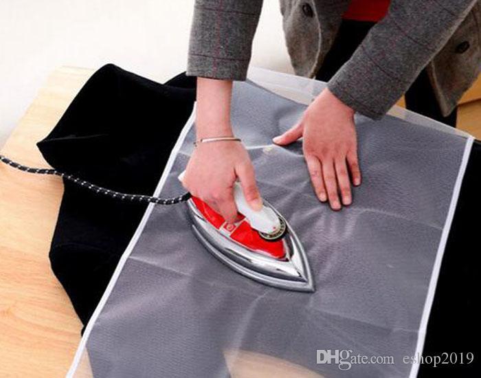 40 * 60cm BIG الكي الملابس العزل الحراري سادة الملابس الملابس الملابس غطاء حامي لوحة الحديد تجنب البخار الأضرار
