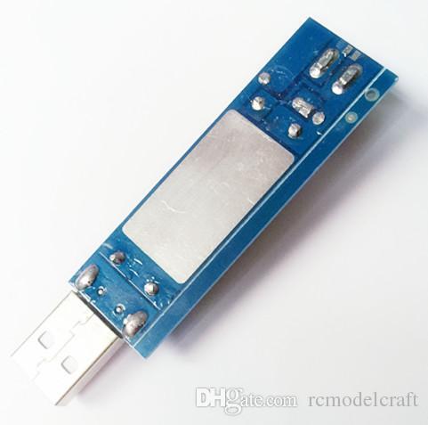 10 conjuntos de 3-30 V USB medidor de alta qualidade Detector De Potência Capacidade de tensão Corrente Tester + 1A / 2A resistência Resistência de carga com interruptor
