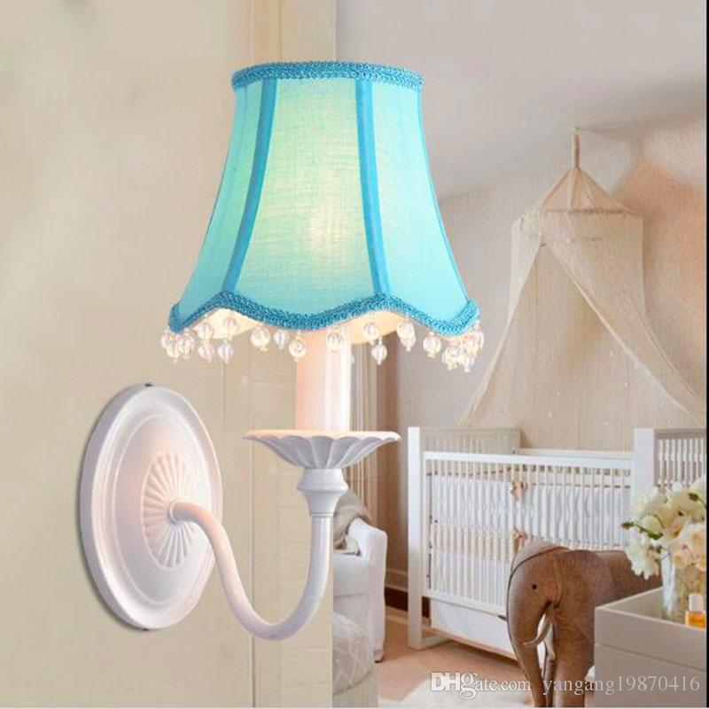 Online cheap wall sconce abajur fabric lampshades led wall lamp online cheap wall sconce abajur fabric lampshades led wall lamp crystal lamp ktv bar lamp bedroom kids light by yangang19870416 dhgate mozeypictures Choice Image