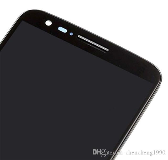 For LG Optimus G2 D800 D801 D802 D805 LCD Display + Touch Screen Digitizer with Frame Full Parts
