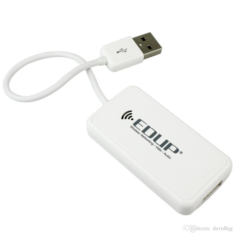 WiFi Disk Portable Server Wireless File Share Storage USB Driver EDUP EP-3701 For Computer PC Mobile Smart Phone Tablet