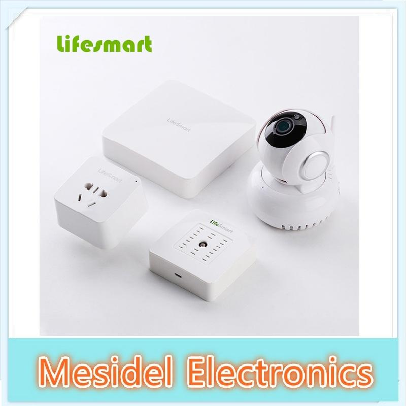 Lifesmart Smart Home Automation Kit Wireless Remote Control Outlet ...