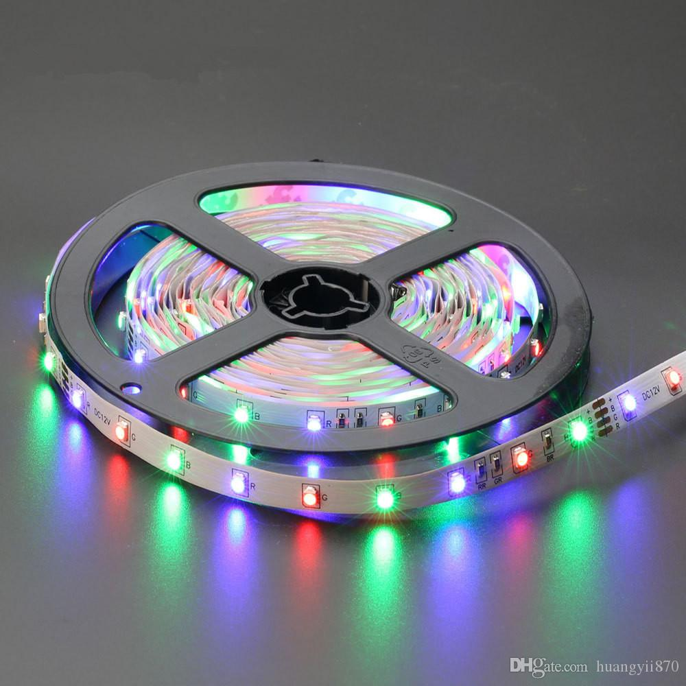 50m5m rgb 28353528 smd flexible waterproof or non waterproof 300 50m5m rgb 28353528 smd flexible waterproof or non waterproof 300 led strip light 60ledm 5mroll dc12v 48wm 8mm battery powered led strip outdoor led mozeypictures Images