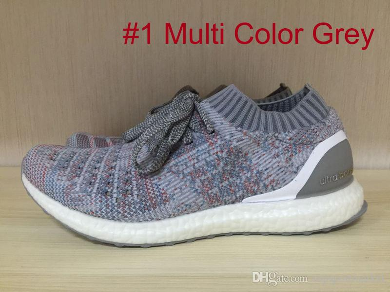 adidas Ultra Boost Uncaged Khaki / Brown Kith