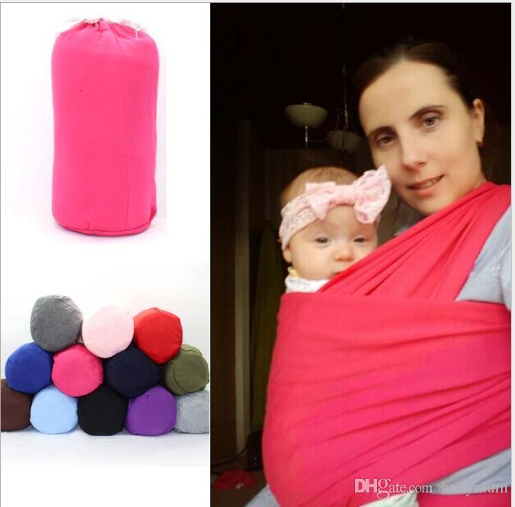 infant Carriers bags Slings Backpacks safety Gear Baby Safety Neonatal baby towel strap Hold the child slings bag baby carriers wrap