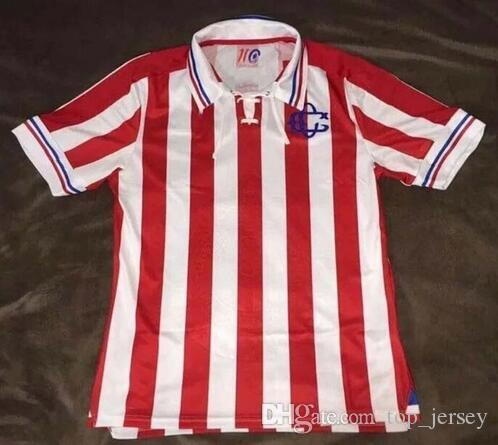 a61f73fe8 110th Anniversary Chivas Jersey Best Quality Chivas Retro Commemorate Soccer  Jerseys Guadalajara Jersey 110 Years Shirts Canada 2019 From Top jersey