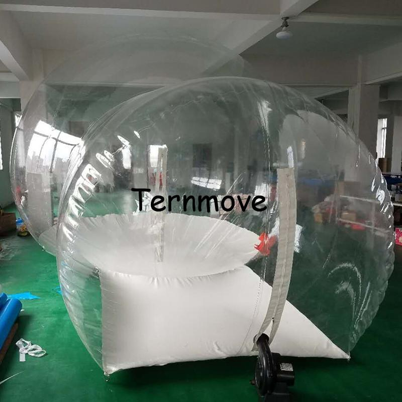 Inflatable Bubble House2