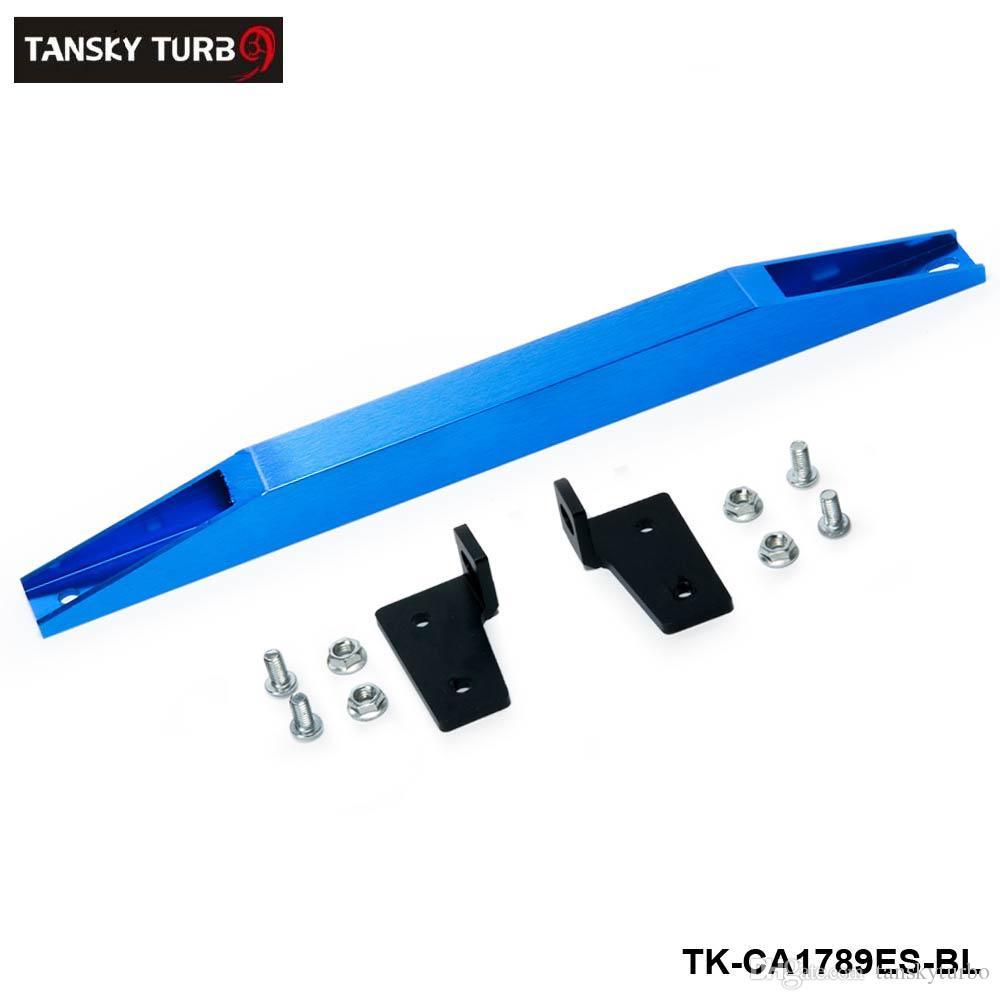 부리 스티커 HONDA CIVIC와 서브 프레임 LOWER TIE BAR ES 후면 02-05 ES 실버 골든 블루 레드 퍼플 블랙 TK-CA1789ES