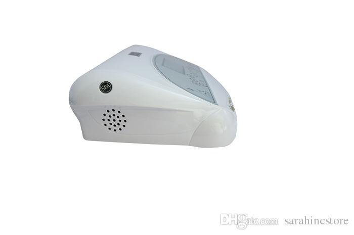 DHL / Fedex A19 해독 발 스파 기계 이온 클렌저 족욕 이온 발열 해독 기계 이온 발 스파로 / 무료 빠른 배송