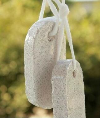 Vente chaude Callous Corn remover cuticule pédicure pierre ponce à frotter la pierre exfolier callosités quotidienne soins des pieds /