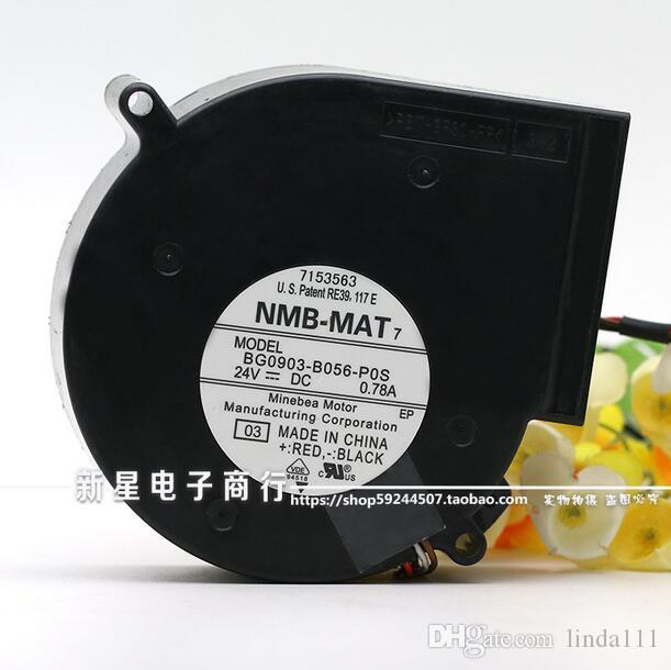 NMB BG0903-B056-P0S 9733 24V 0.78A 대형 송풍기