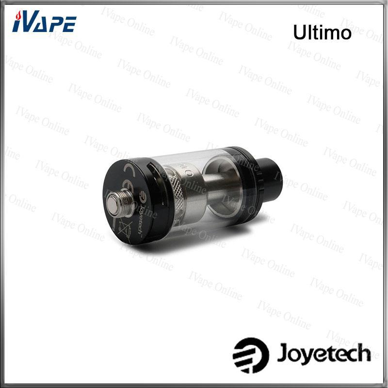 Joyetech Ultimo Atomizador 100% Original 4 ml Novo Sistema De Fluxo De Ar De Enchimento Superior Com Cabeças Da Série MG Grande Entrada De Fluxo De Ar Direto
