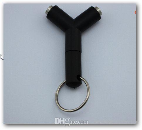3.5mm 헤드폰 어댑터 머리 오디오 어댑터 머리 1 점 2 헤드폰 어댑터 Y