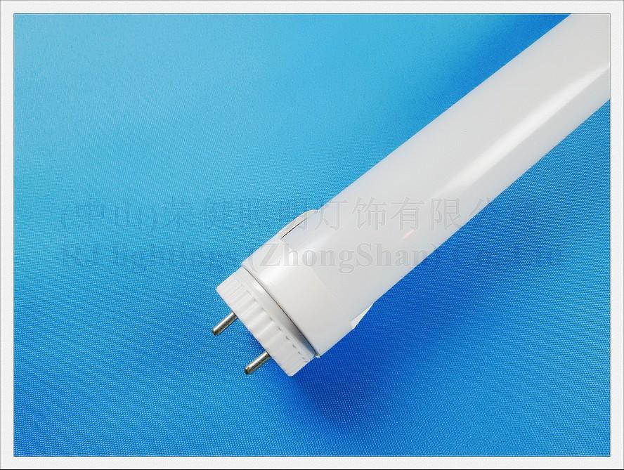 drehende Kappe T8 LED Rohr Lampe Licht 600mm 9W / 900mm 15W / 1200mm 20W / 1500mm 30W T8 G13 drehbare Kappe AC85-265V Eingang