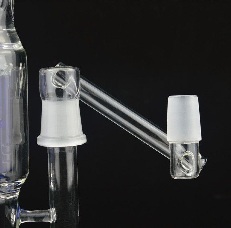 Аксессуары для курения падение вниз адаптер сустав 14 мм мужской 18 мм женский 18,8 мм чаша буровые установки Dab стекла бонги водопроводные трубы барботер