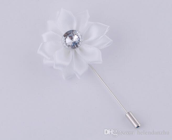 Men and women cloth Brooch corsage Korean wedding dress accessories Diamond Brooch XZ19