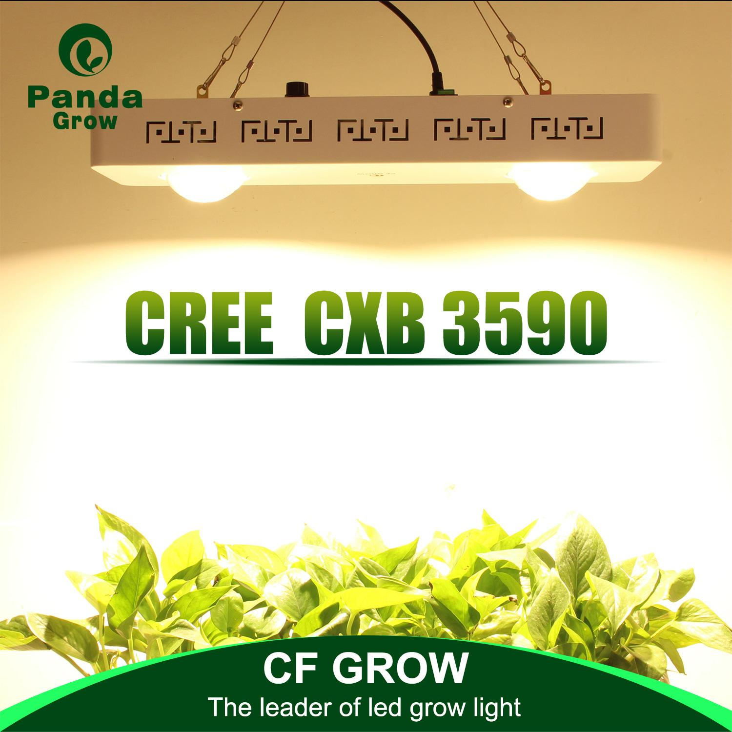 Cf Grow Cree Cxb3590 100w 200w Cob Led Grow Light Full Spectrum ...