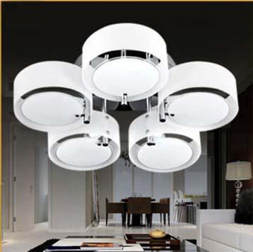 Großhandel Fashion Acryl Led Deckenleuchte Moderne Kurze Wohnzimmer ...