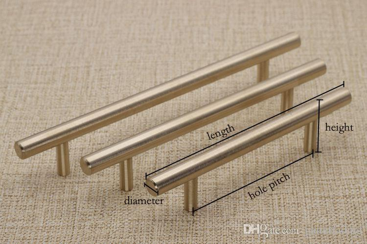 128mm furniture brass handle knob cabinet drawer shoe closet door pull wine cooler handle diy household hardware