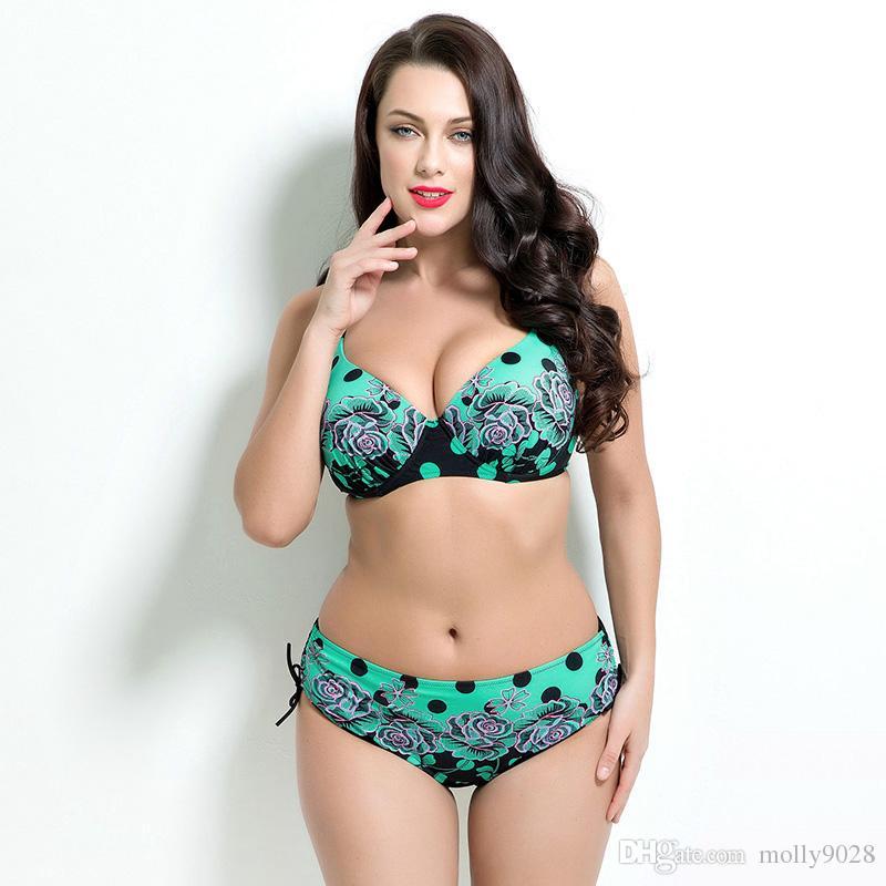 bikini with big boobs