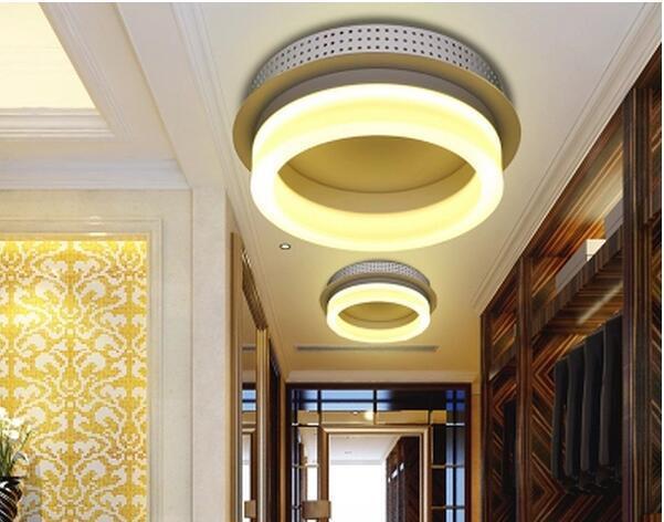 Plafoniere Da Portico : Acquista led acrilico dolce creativo lampada da parete portico