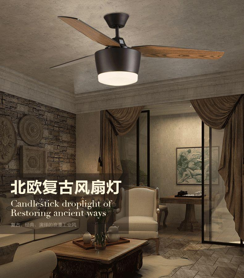 2018 ceiling fan lights fan european modern minimalist chic 2018 ceiling fan lights fan european modern minimalist chic restaurants remote control fan ceiling lamp american fans light industry from luohuisi mozeypictures Image collections