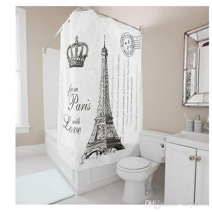 Awesome 48 Inch Shower Curtain Pictures Inspiration - Bathroom ...