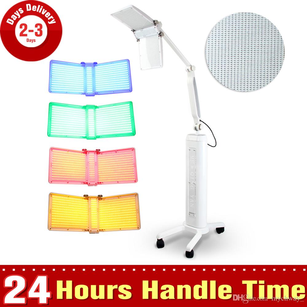 Handy Home Use Anti Wrinkle Bio Light Therapy Beauty Lamp Spa Skin ...