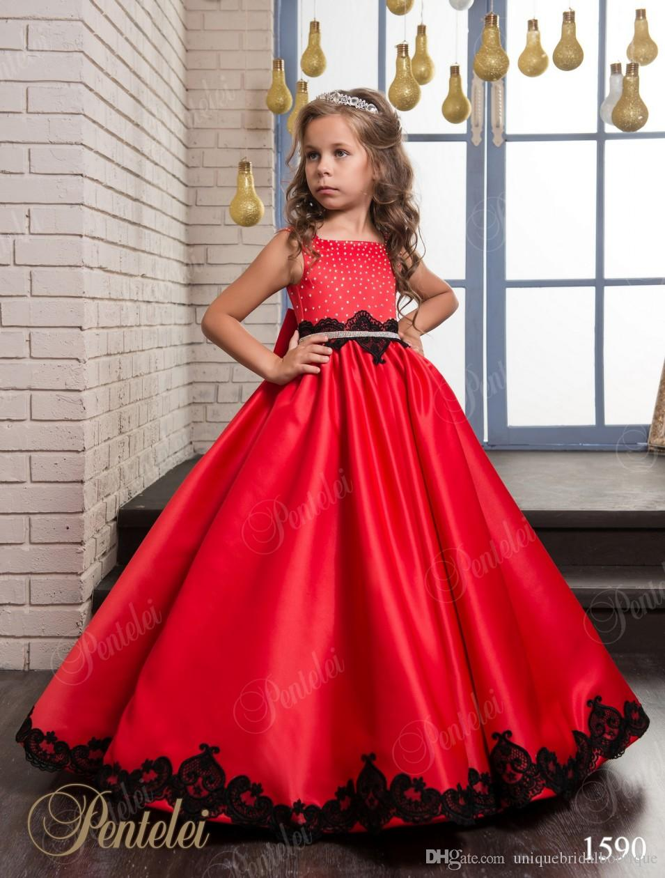 Girl Little christmas dresses pictures images