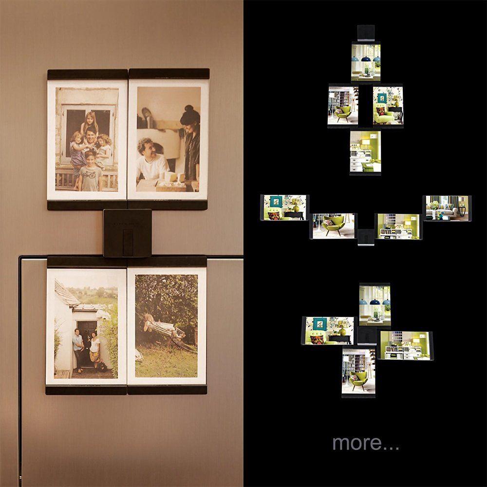 Newleggyhorse 5 X 7 Acrylic Photo Framedetachable Frames To Easily