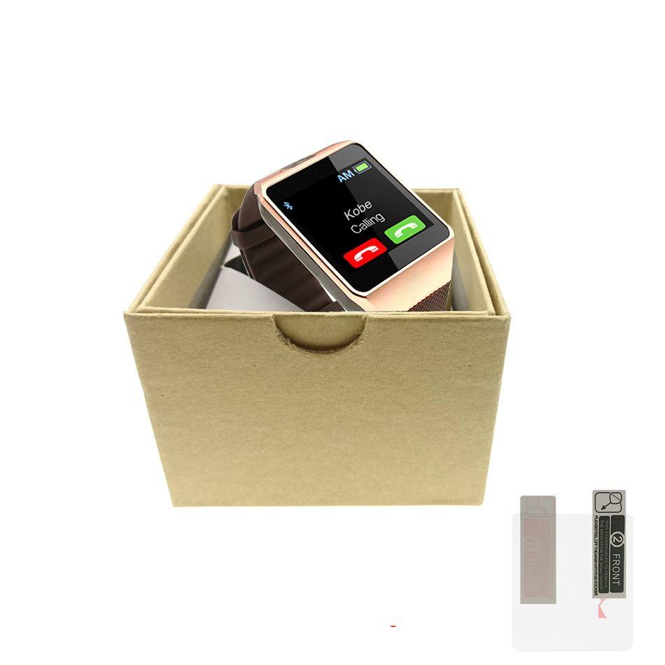 Real Pedo Smartwatch Dz09 Camera Wristwatch Sim Card Smart Watch For