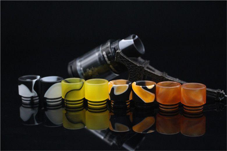 Hot TFV12 Prince drip tips Conseils pour la récupération de résine époxy.
