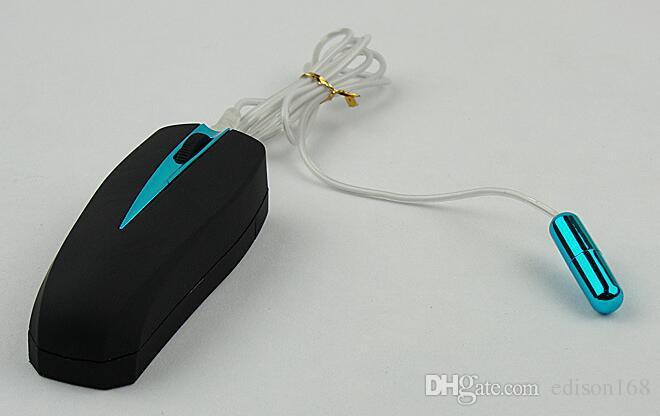 Nouveau Mini Vibrateur Urethral Oeuf Vibrant Fetish BDSM Multi Fonction Anus Anal Fesses Stimulateur Vagin Petite Souris Bullet Sex Toy