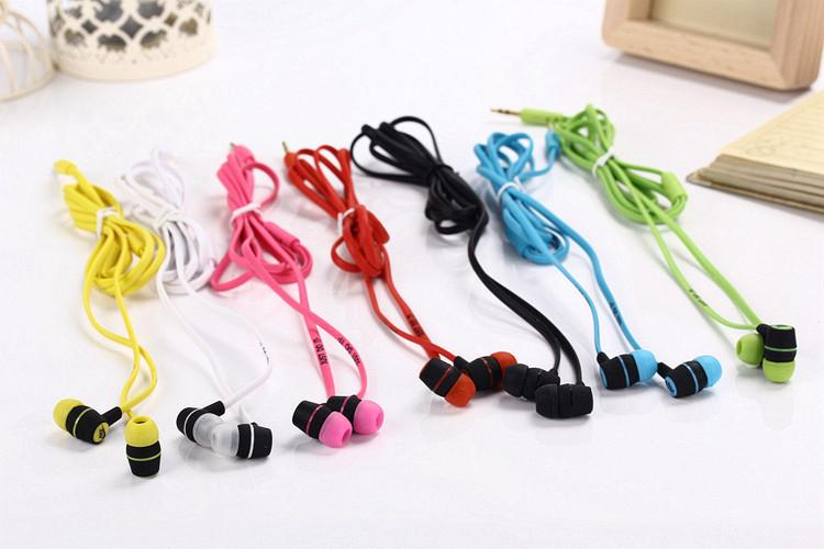 2016 Hot Nk 18 Just Do It In Ear Wired Stereo Headphones Heavy Bass ...