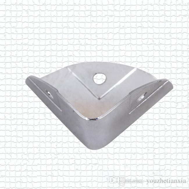 coner bracket 28 -metal corner Wooden luggage corner aluminum cases stereo Air bag corner furniture hardware parts