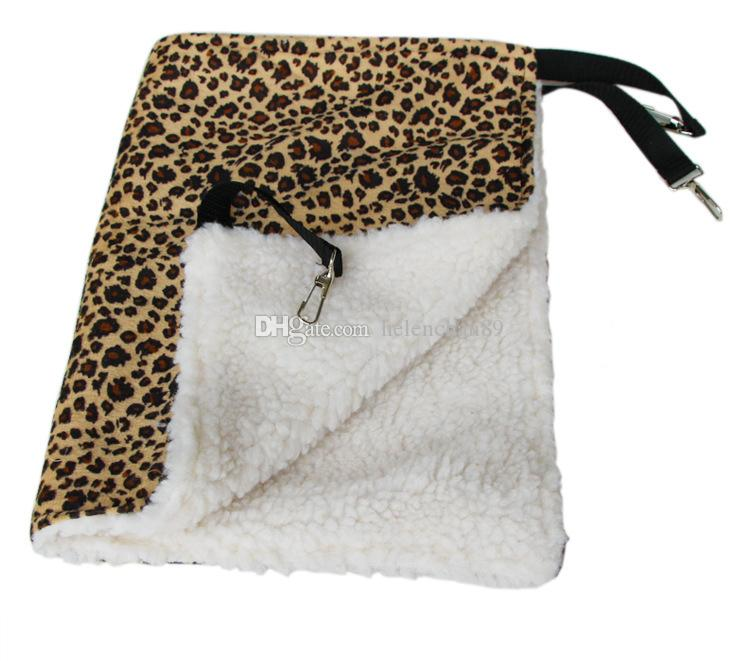 Cute Animal Series Soft Plush Cat Hanging Bed Pet Cats Cage Hammock 35*35cm