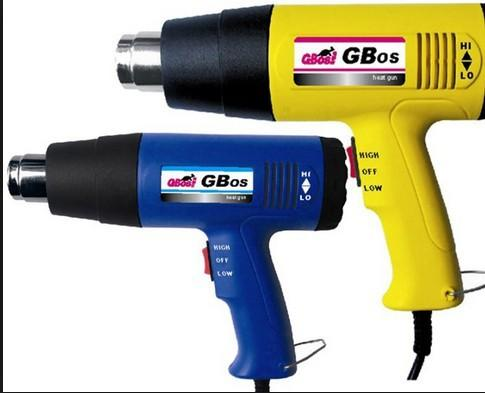 Electric Hot Air heat Gun 110V 220V 1600W with temperature adjustable Power Tools Heat air Blowers for plastic welding