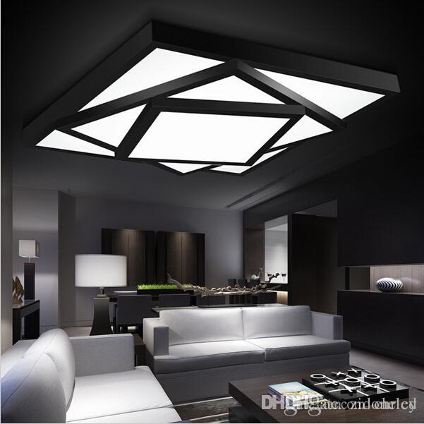 2018 2016 new design modern led ceiling lights lamp for living 2018 2016 new design modern led ceiling lights lamp for living room bedroom lustres de sala home indoor lighting dimmable abajur from chricy aloadofball Image collections