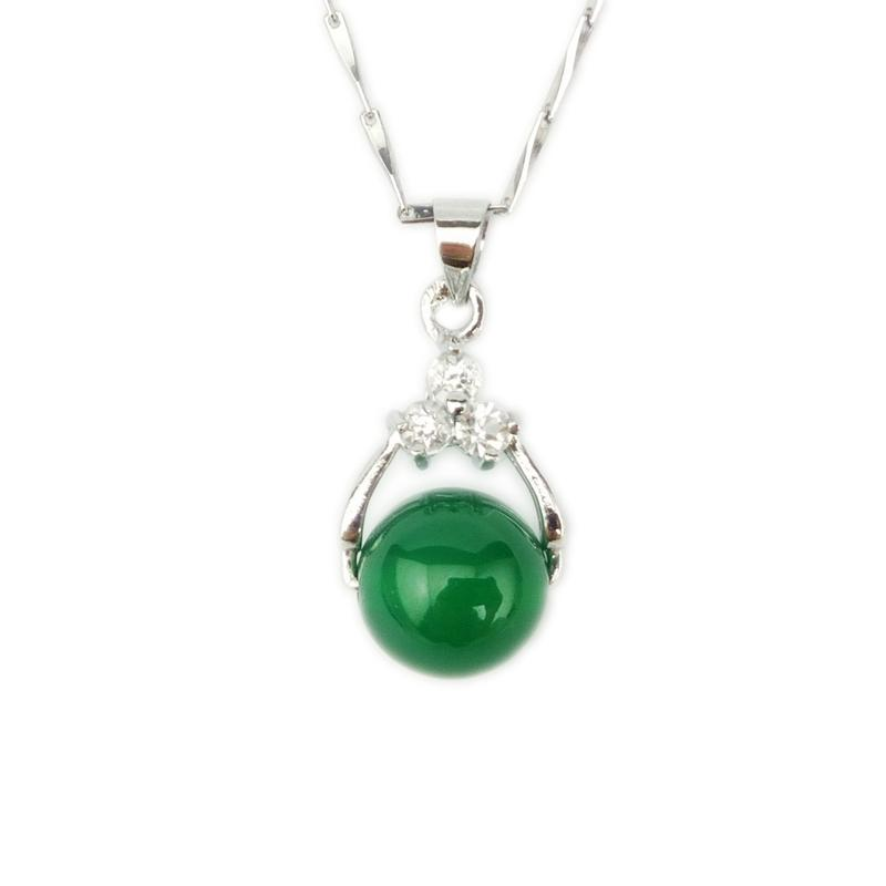 necklace jewelled fern mountain gold plated jewelry jewellery jade greenstone necklaces canadian zealand shop new