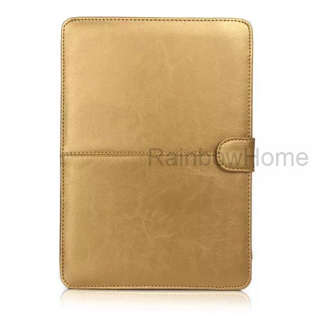 Mode pu ledertasche schutzhülle laptoptasche für macbook air pro mit retina 11 12 13 15 zoll schlank falten fällen probe