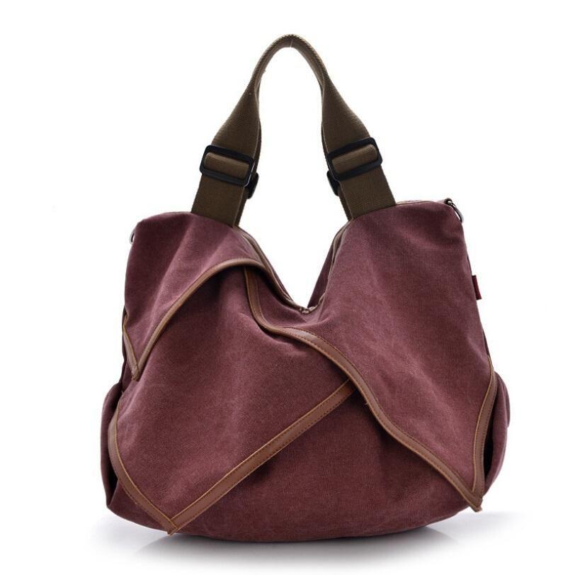Latest Design Big Size Leather Handbags Fashion Ladies Shoulder ...