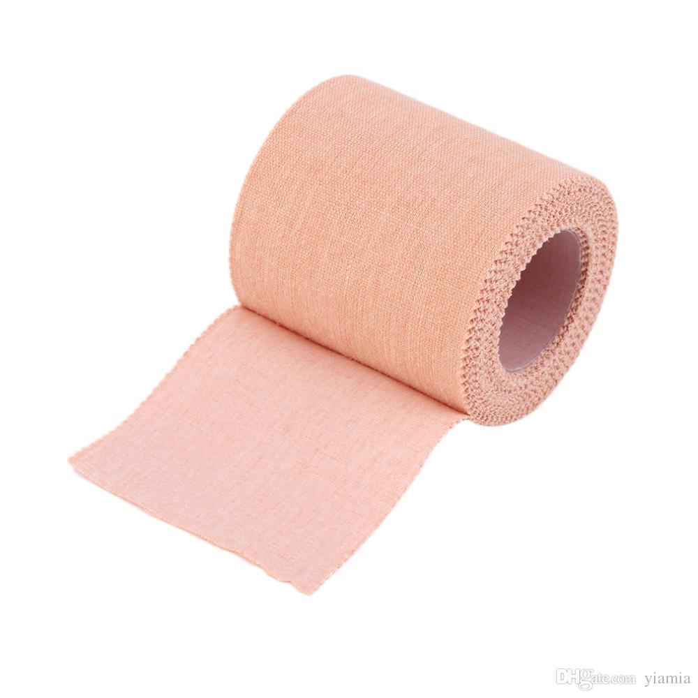 5cm * 5m Sports Bandage Wrap Cheville Brace De Protection Brace Support Garde Bande Top Qualité Nouveau
